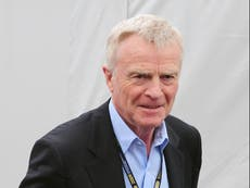 Bernie Ecclestone says former FIA president Max Mosley was like a brother to him