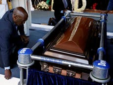 Robert Mugabe must be dug up and reburied in national monument, Zimbabwean chief says