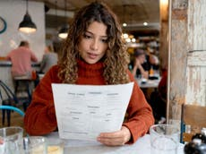 Adding calories to menus will harm those with eating disorders, charity warns