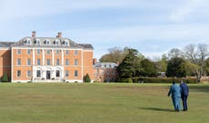 Reshuffled ministers tussle over occupancy of country house Chevening