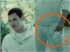 Twilight director explains why Emmett carries a bag of loose eggs
