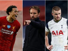 Euro 2020: Winners and losers of England's provisional squad