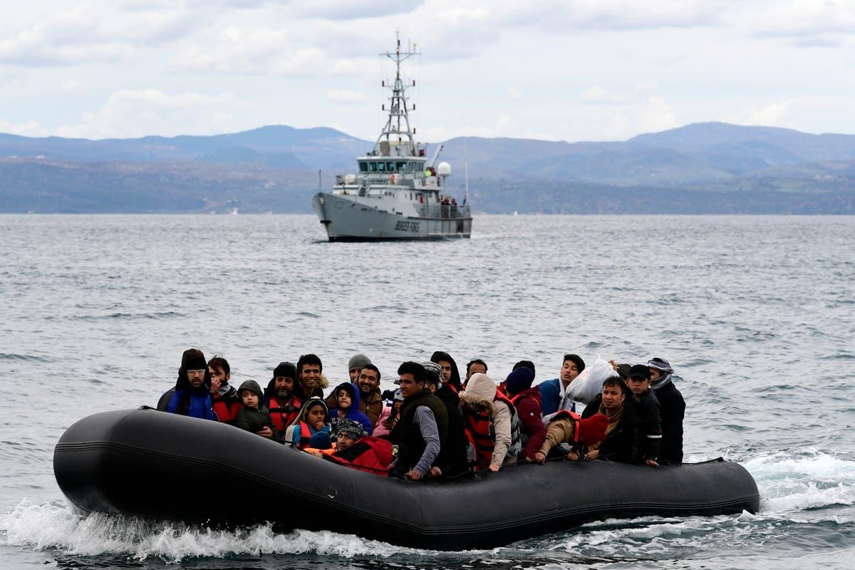 Migration lawsuit launched against EU's border agency