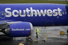 Southwest bans woman accused of assaulting flight attendant