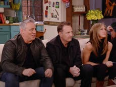 Friends reunion: Matthew Perry opens up about 'very seriously emotional experience' on set