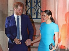 Harry and Meghan's charity did not breach the law, commission finds