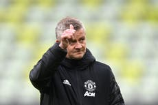 Ole Gunnar Solskjaer hopes final can be step towards a 'bright future' at United