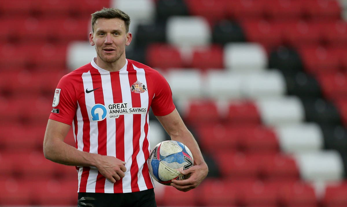 Sunderland in talks with Charlie Wyke over a new deal