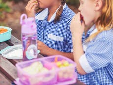 Labour estimates over half a million children have become eligible for free school meals during the pandemic