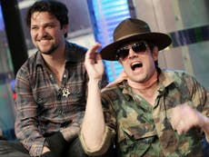 Johnny Knoxville says Jackass star Bam Margera needs help as director files restraining order