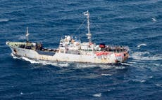3 dead after Japanese vessel, Russian freighter collide