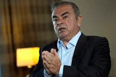 Can French judges clear Carlos Ghosn's name? He hopes so