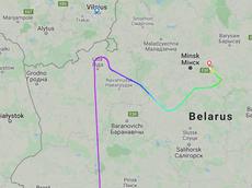 UK airline bosses back Ryanair over Belarus forced landing