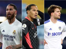 Euro 2020: A team of stars set to miss out on the tournament