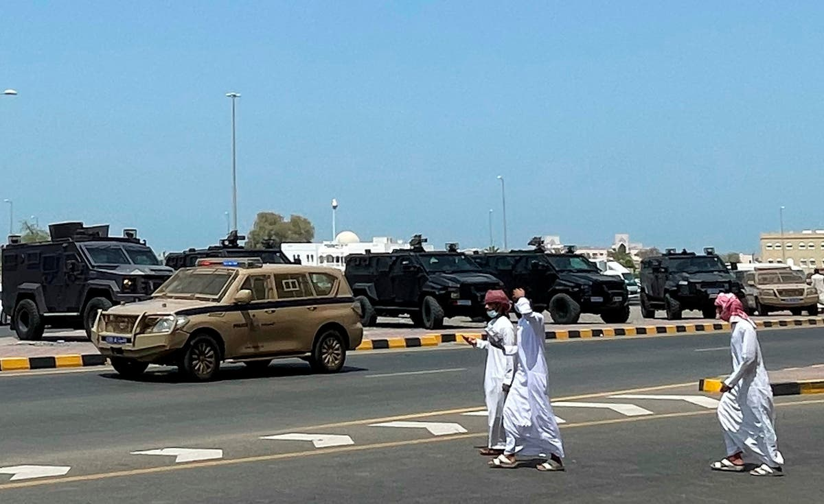 Oman protests see police fire tear gas in flashpoint city