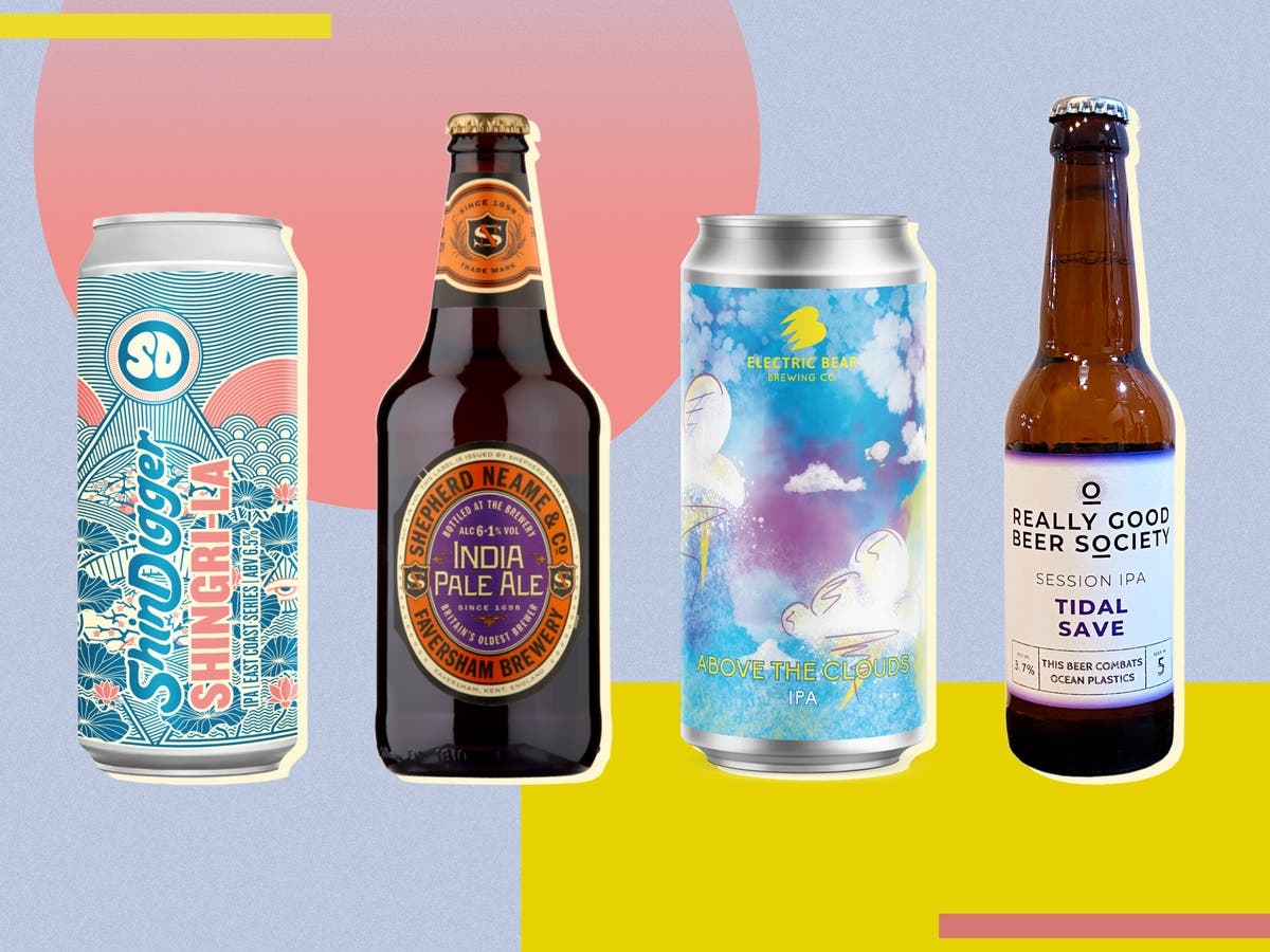 12 best IPAs to suit every palate, from hoppy to mellower ales