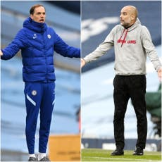 Man City chase elusive Euro title as Chelsea aim to crown revival under Tuchel