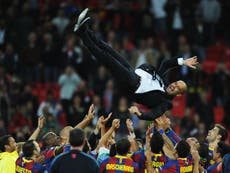 Barcelona vs Manchester United 2011: 10 years on from Pep Guardiola's masterpiece