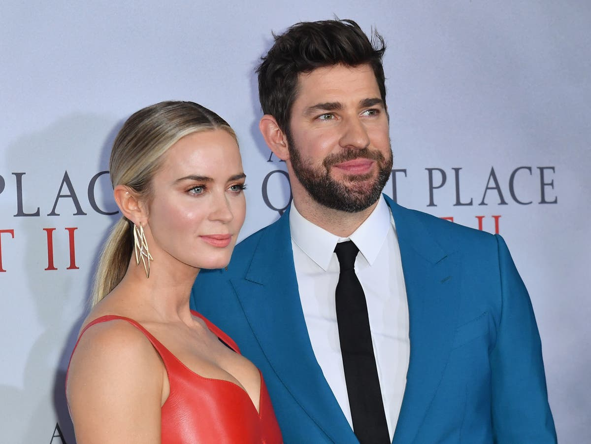 John Krasinski says Quiet Place II scene made him worry about his marriage