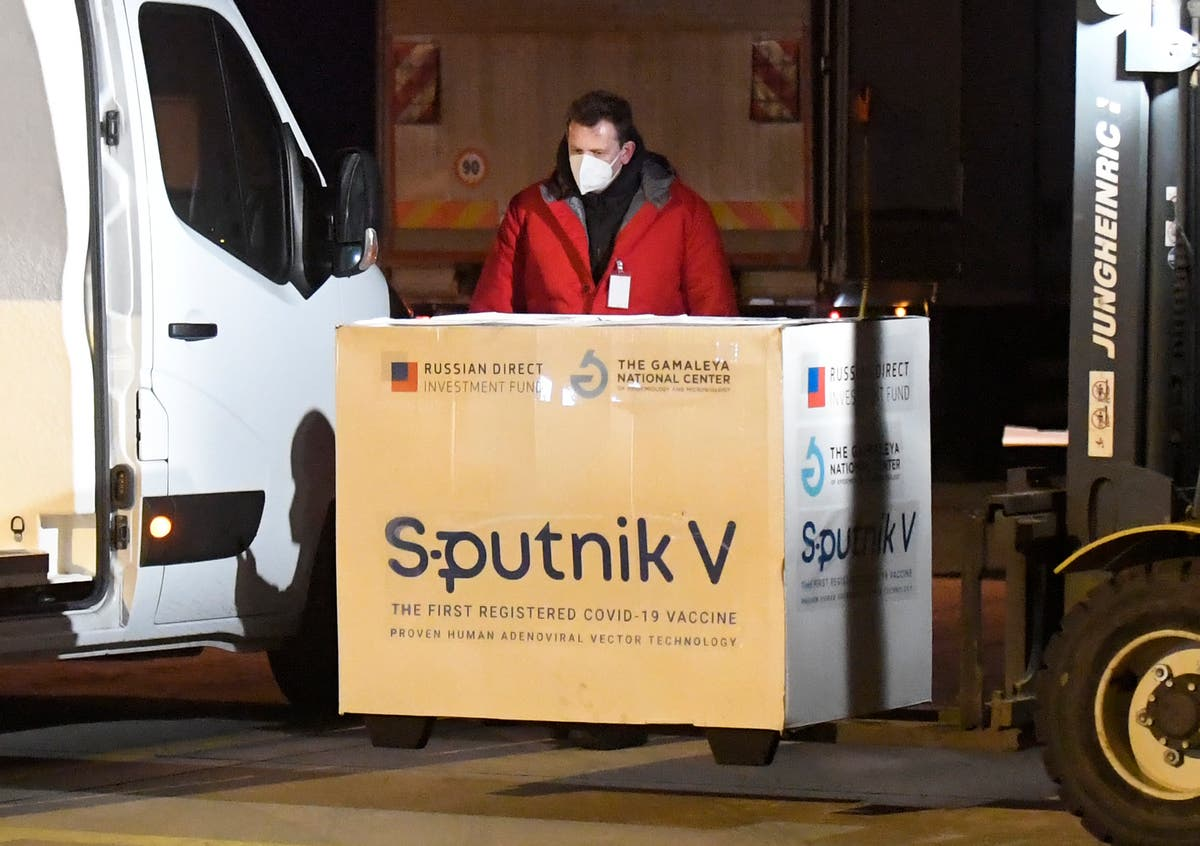 Slovakia becomes 2nd EU country to approve Russia's Sputnik