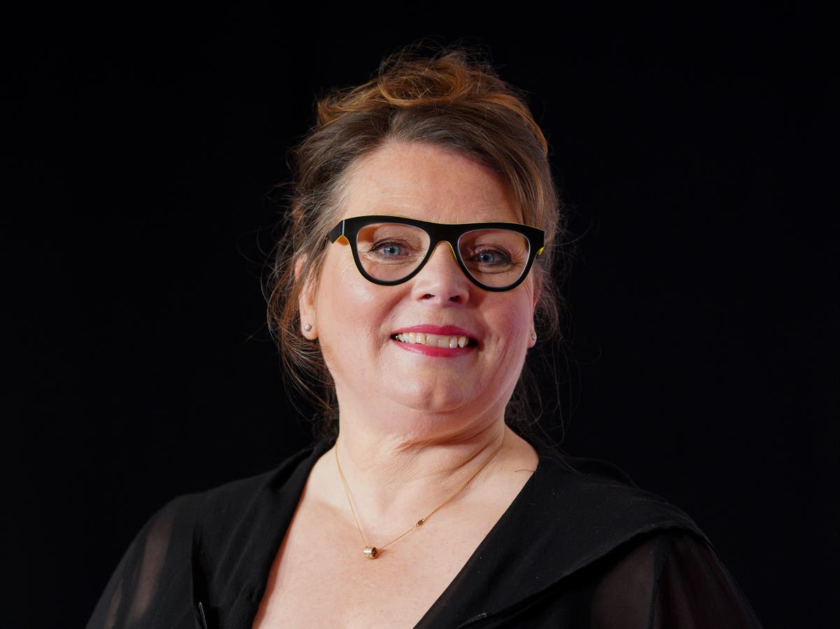 Joanna Scanlan interview: 'I use the naked body as a costume'
