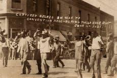 Century after massacre, Blacks struggle for political voice