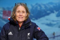 Penny Briscoe delighted Paralympics athletes will get Covid-19 vaccinations