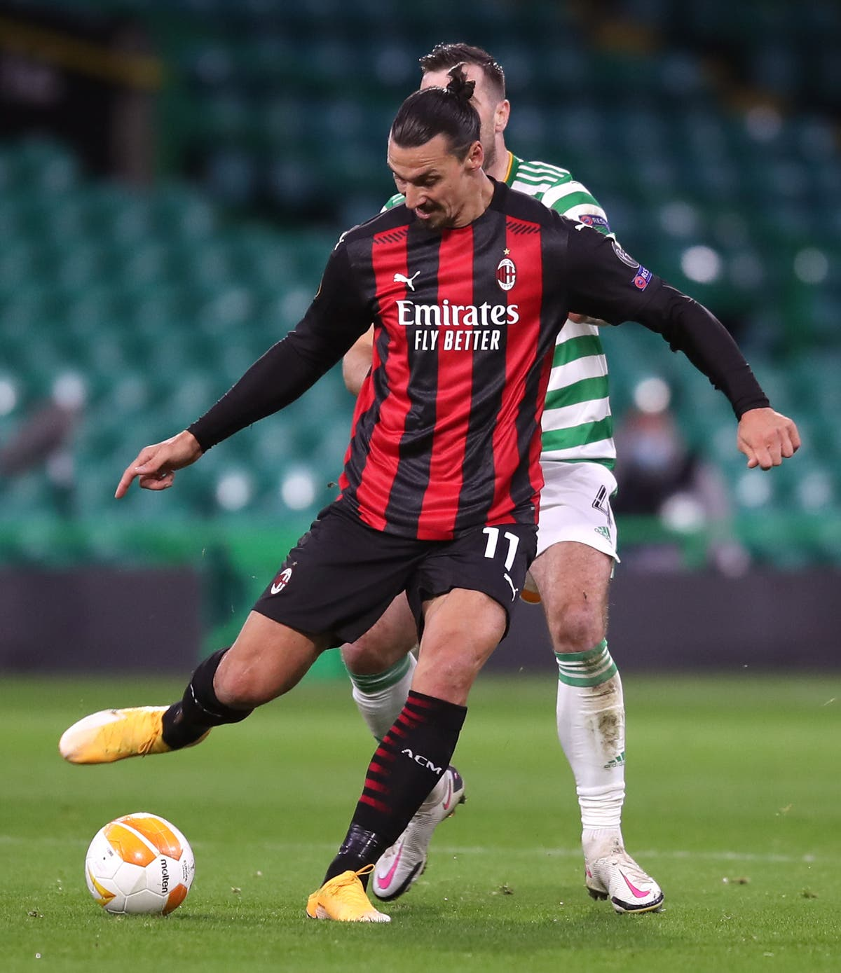 Zlatan Ibrahimovic fined by UEFA over involvement with betting company