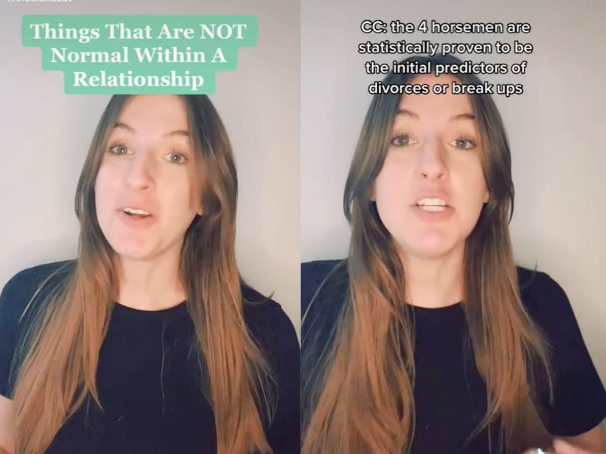 Relationship expert shares the four indicators that suggest a couple will breakup