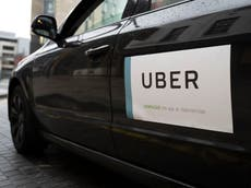 Uber agrees deal with GMB union allowing 70,000 drivers