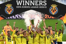 Manchester United suffer dramatic penalty shootout heartbreak as Villarreal win Europa League