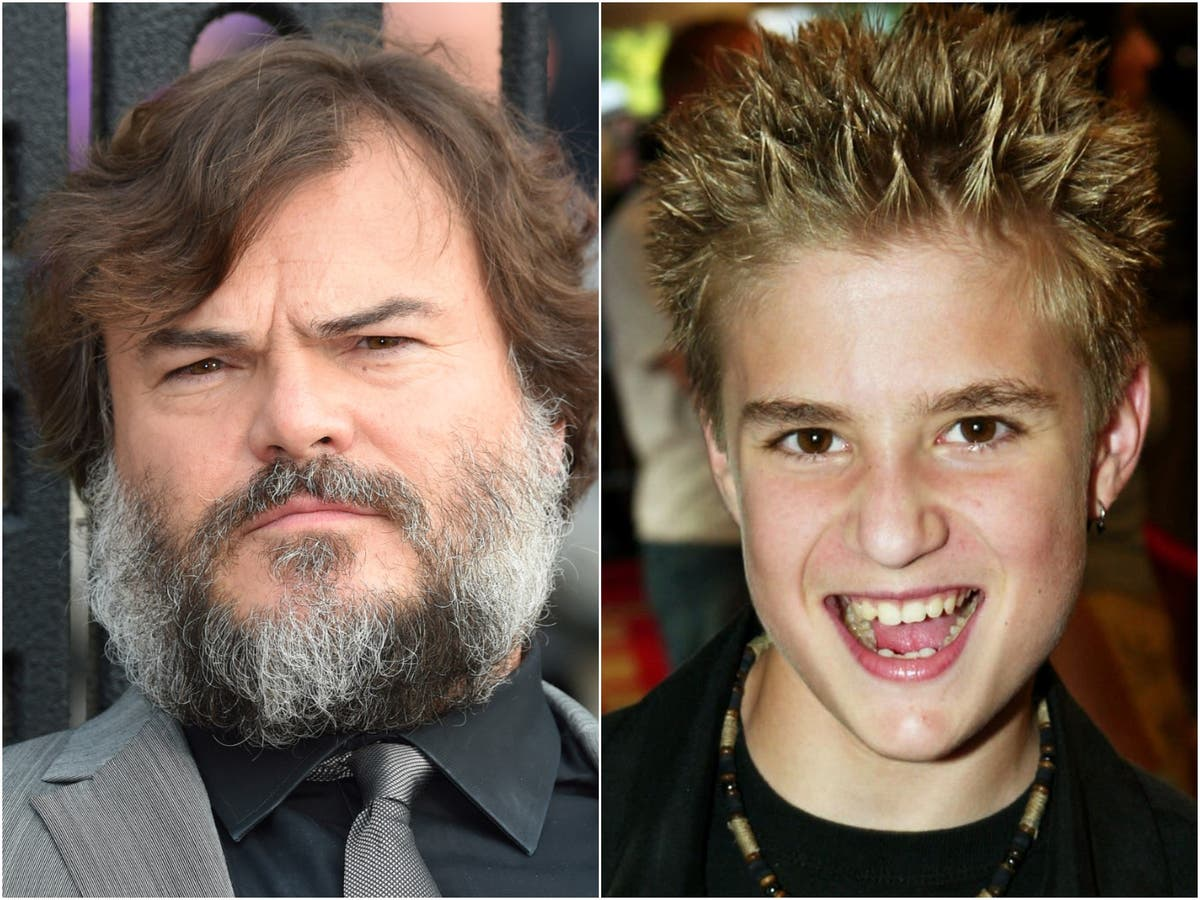 Jack Black pays tribute to School of Rock star who died aged 32