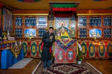 New Tibetan exile president open to reaching out to China