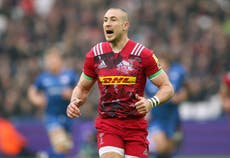 Mike Brown's Harlequins career is over after failed appeal against suspension