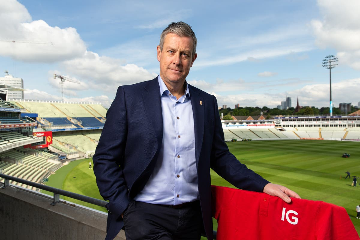 Ashley Giles reveals England will make show of solidarity against 'all discrimination' at Lord's
