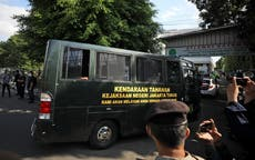 Indonesia court sentences firebrand cleric to 8 months' jail