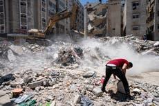 联合国维权负责人: Israeli strikes in Gaza may be war crimes