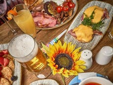 The definitive guide to the best bottomless brunch spots in the UK for a boozy bank holiday weekend