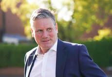 Tory 'civil war' putting 21 June unlocking at risk, Keir Starmer says