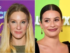 Glee star Heather Morris claims people were 'scared' to talk about Lea Michele's 'bullying' behaviour