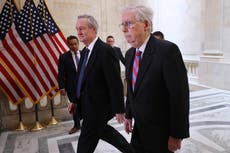 McConnell reportedly asks GOP senators to vote against Capitol riot commission as 'personal favor'