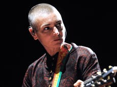 Sinead O'Connor says British press 'like to make me out to be mental – they always have done'