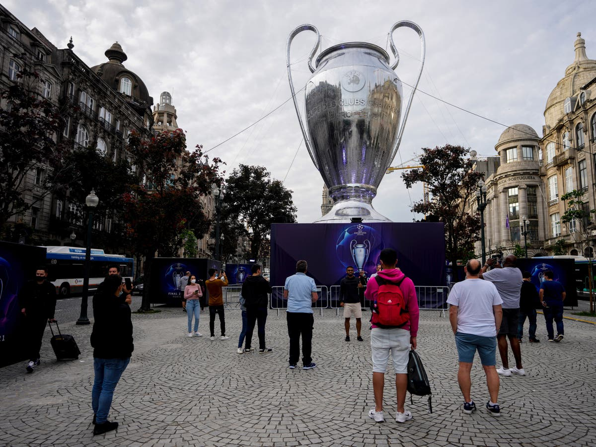 kampioen liga: Why is Portugal hosting the final rather than Wembley?