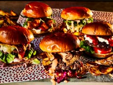 From peanut butter and jam to cream tea: We try Gousto's new weird and wonderful burger combos