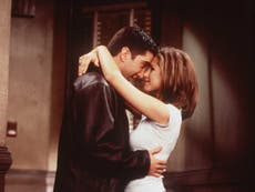 David Schwimmer and Jennifer Aniston's 'crush' sums up everything I love about romance