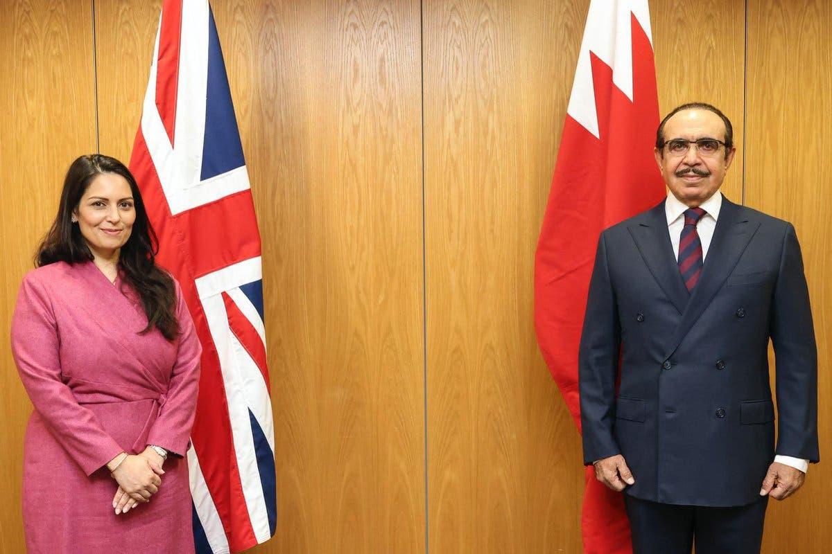 Priti Patel's links to Bahrain minister blamed for 'torture' revealed