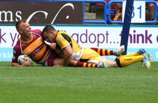 Featherstone winger Ben Blackmore banned for 10 weeks for racist tweet