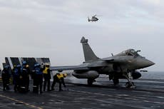 Croatia to buy 12 French Rafale fighters for $1.2 milliard