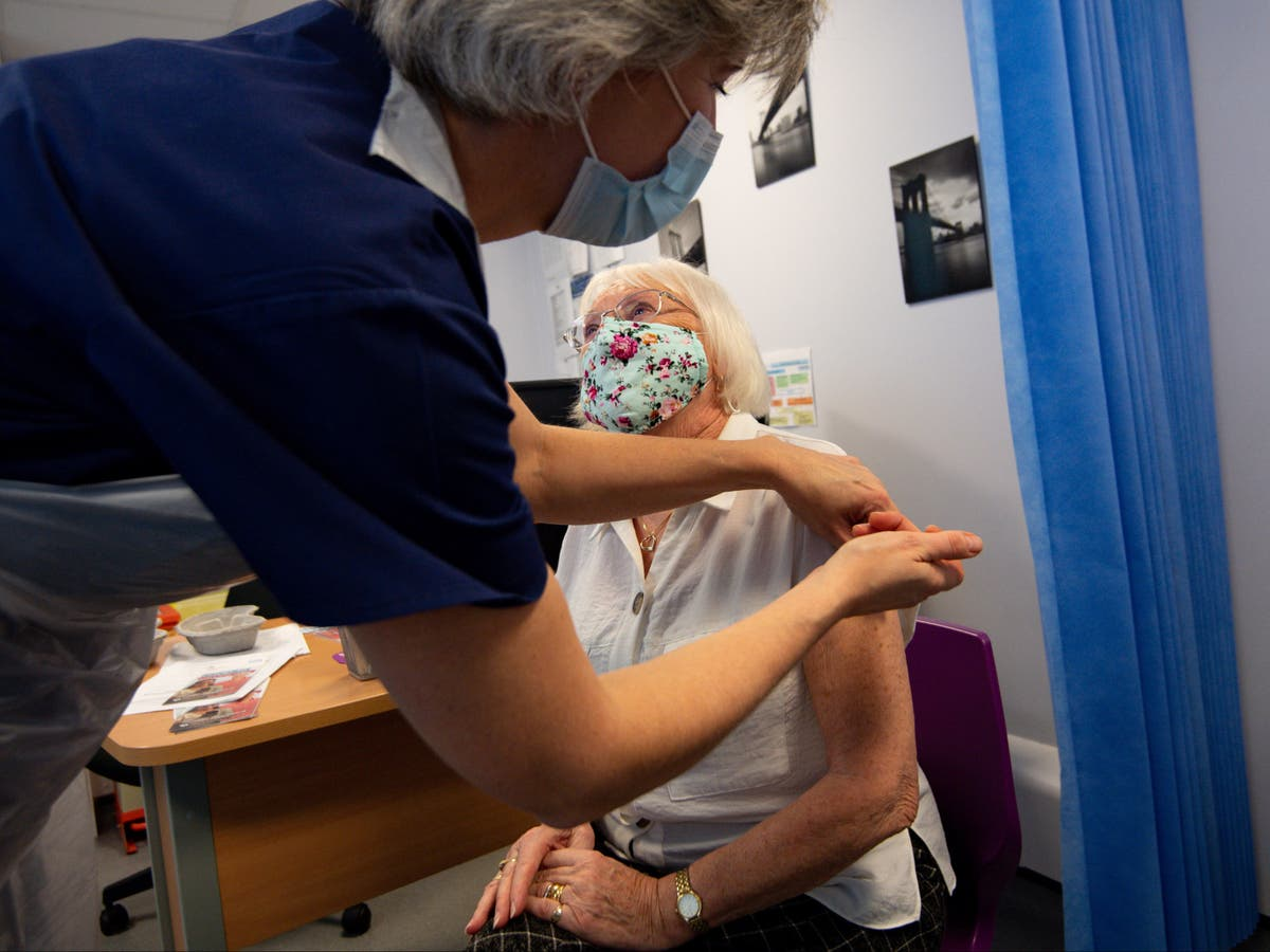 Overwhelmed GPs start to step back from vaccine programme amid surging patient demand