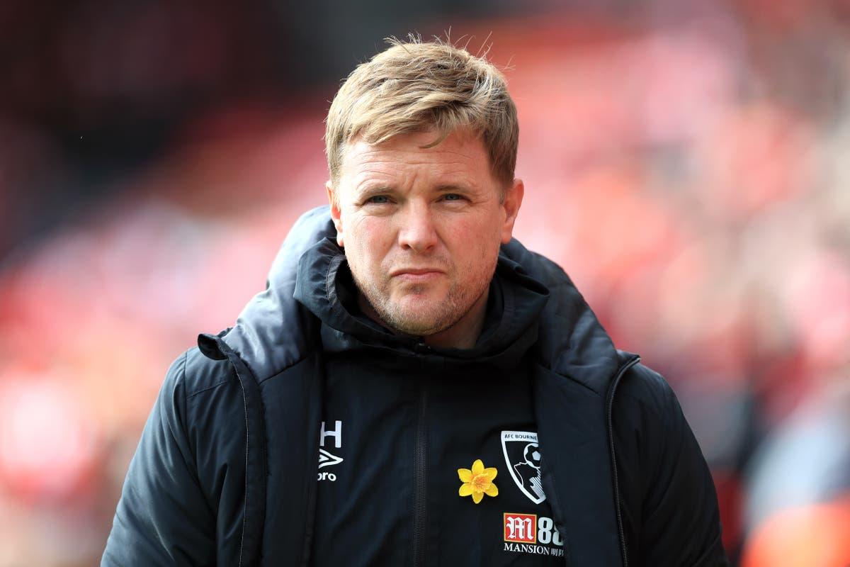 Eddie Howe's move to Celtic breaks down over backroom staff